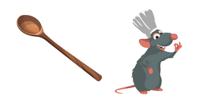 Ratatouille Remy Curseur