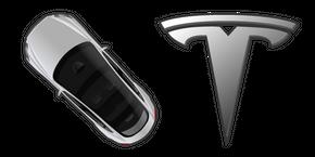 Tesla Model S Cursor