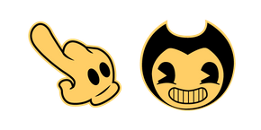 Курсор Bendy and the Ink Machine