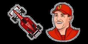 Michael Schumacher Curseur