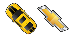 Курсор Chevrolet Camaro