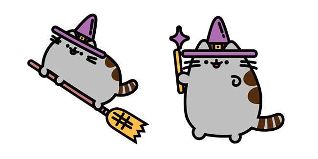 Witch Pusheen