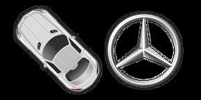 Курсор Mercedes-Benz SLS AMG