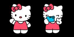 Hello Kitty Curseur