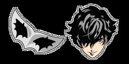 Persona 5 Joker Mask Cursor