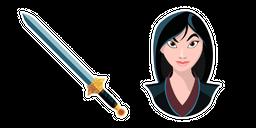 Mulan Sword of the Ancestor Curseur