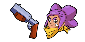 Brawl Stars Shelly Curseur