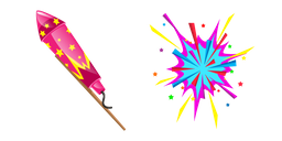 Firework Cursor