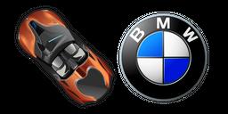 BMW i8 Roadster Curseur