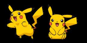 Pokemon Pikachu Cursor