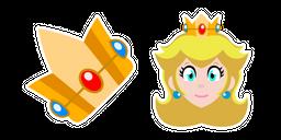 Super Mario Princess Peach Cursor
