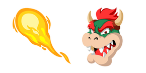 Super Mario Bowser Cursor