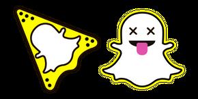 Snapchat Curseur