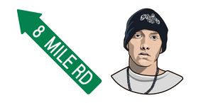 Eminem Curseur