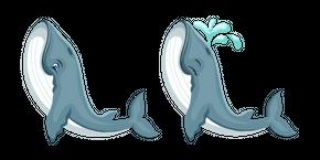 Whale Curseur