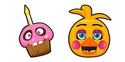 Five Nights at Freddy's Toy Chica Cursor