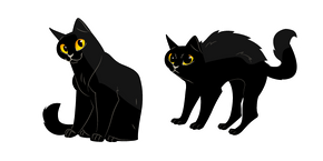 Black Cat Cursor