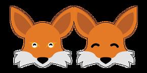 Fox Curseur