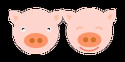 Pig Curseur