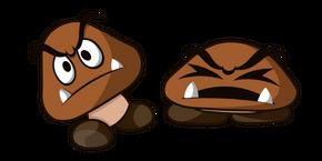 Super Mario Goomba Cursor