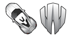 W Motors Lykan Hypersport Cursor