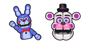 Five Nights at Freddy's Funtime Freddy Cursor